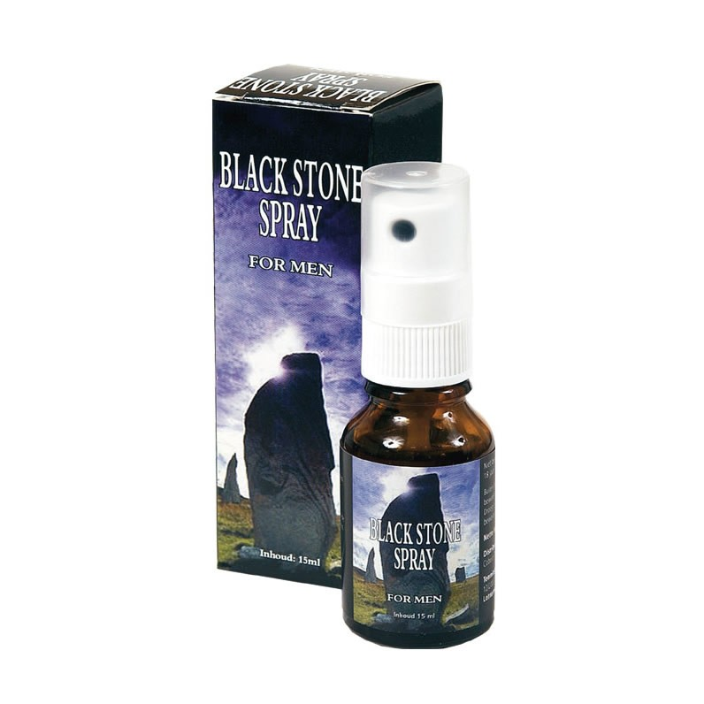 Black Stone Spray